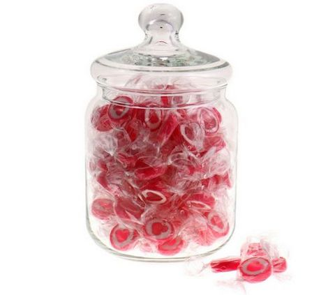 Barattolo in vetro grande con coperchio prodotti per for Vasi per confettata on line