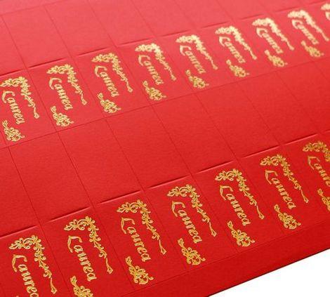 Bigliettini Bomboniera Laurea (conf. 20pz) - Shop per Colore - Rosso ... b9221664a147