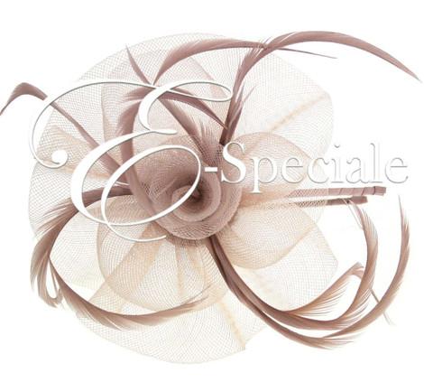vendita outlet super economico diversamente Cerchietto Tulle e Piume - Shop per Colore - Rosa ...