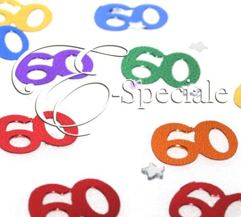Coriandoli numero 60 shop per colore multi colore - Colore per numero stampabili ...