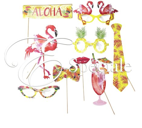 photo booth tropicale Photo Booth e Accessori