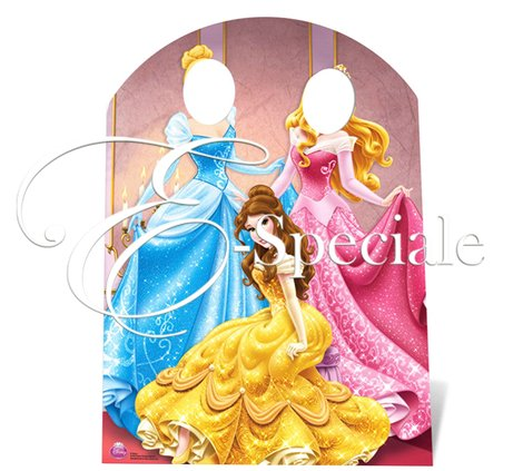 sagoma principesse disney photobooth Photo Booth e Accessori