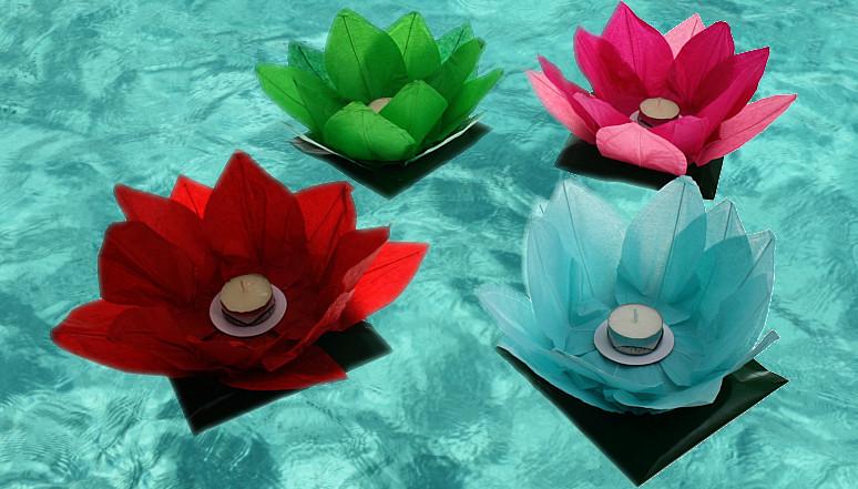 Prodotti per matrimonio addobbi per feste candele e for Candele per piscina