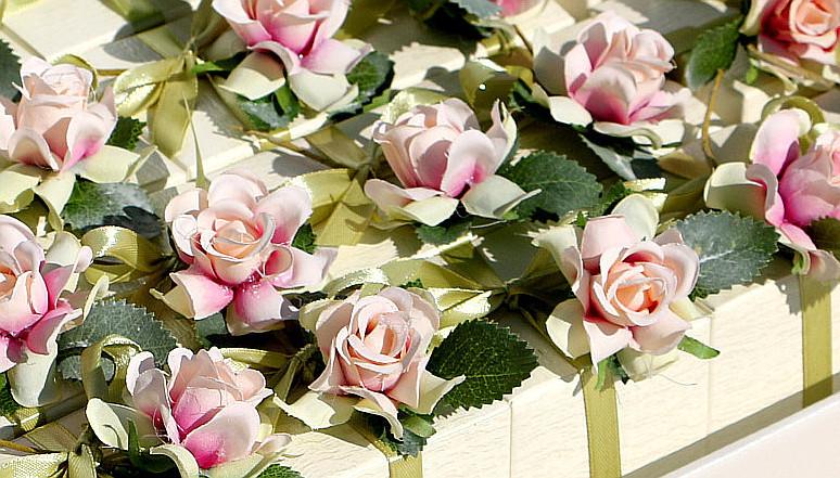 Decorazioni Matrimonio Arancione : Prodotti per promessa di matrimonio bomboniere e decori fiori e